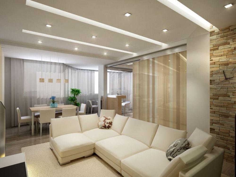 Однокомнатные квартиры дизайн ремонт