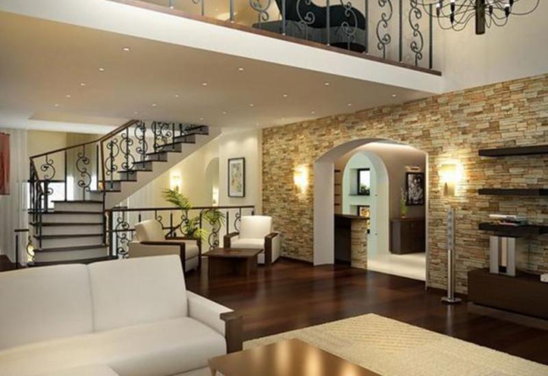Дизайн гаража и бани
