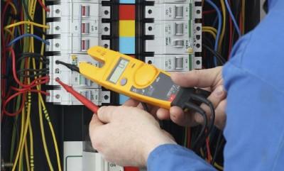 Тест электрики