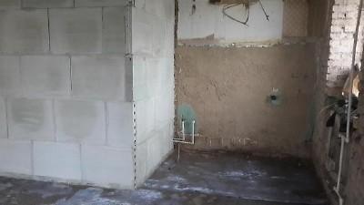 Установка перегородок в доме
