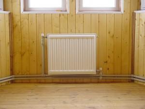 Установка и подключение радиатора отопления