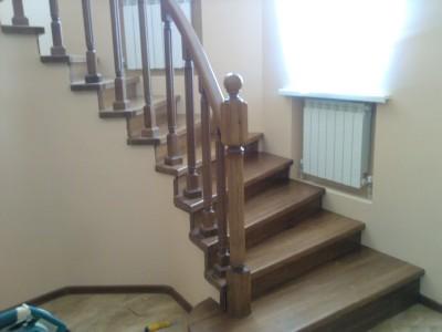 Устройство лестниц