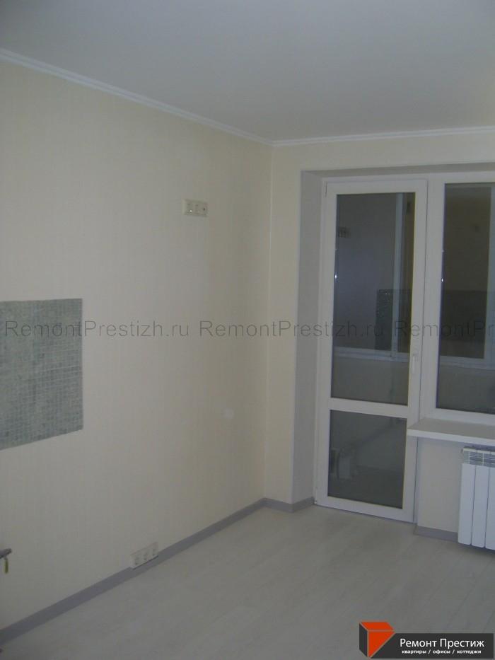 Косметический ремонт в однокомнатной квартире