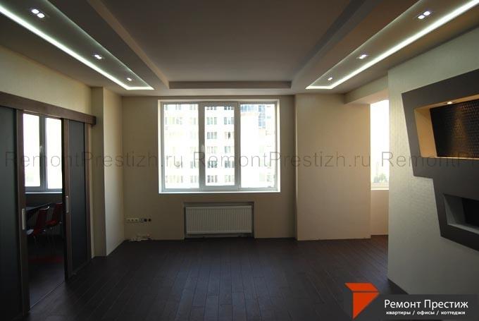 Ремонт 4-х комнатной квартиры в новостройке
