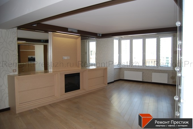 Евроремонт 3-х комнатной квартиры в Сокольниках