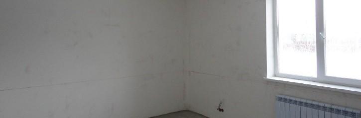 Шпатлевка стен в новостройке