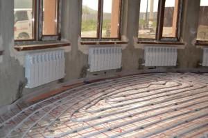Монтаж радиаторов отопления в кирпичном доме