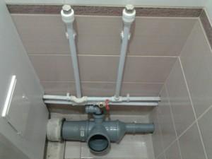 Прокладка водоснабжения и канализации