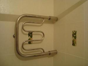 Установка радиаторов отопления в санузле