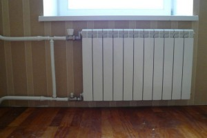 Устройство отопления в квартире