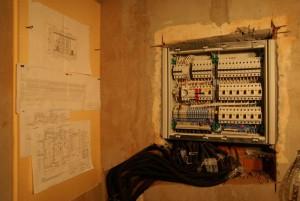 Монтаж и подключение электросчетчика