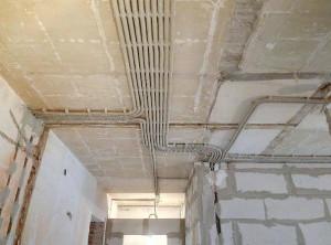 Замена электрики в 2-х комнатной квартиры, Химки