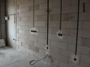 Электромонтаж коттеджа 210 кв.м в п. Малаховка