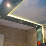 Светильники в гипсокартонной конструкции